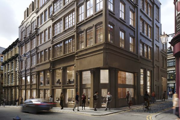 RED Construction Group secures London office project (GB)