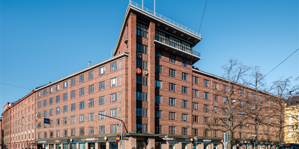 LaSalle Acquires Landmark Property in Helsinki for EUR 45.5 Million