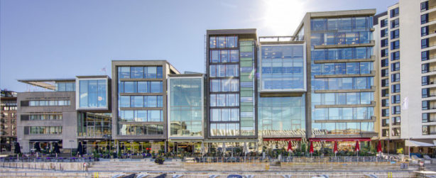 Eiendomsspar Sells Attractive Office Building in Oslo