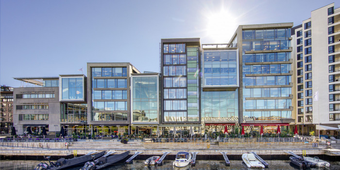 Eiendomsspar Sells Attractive Office Building in Oslo