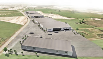 Logicenters Acquires 160,000 sqm in Køge