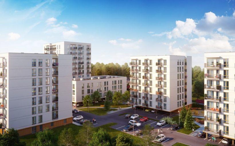 BALTIC STATES Eften enters residential rental market