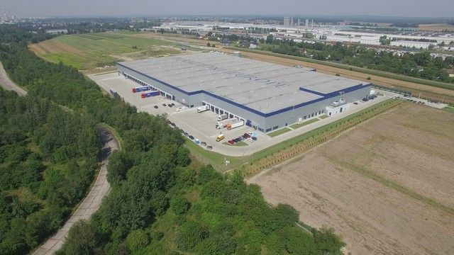 POLAND Panattoni Park Tychy expanded for Regesta