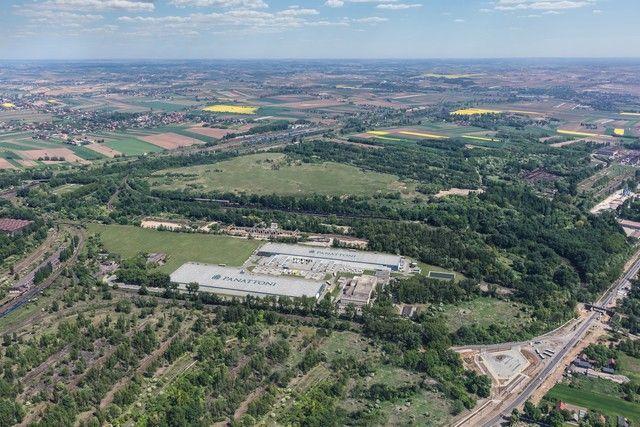 Poland Panattoni to build city logistics park in Kraków