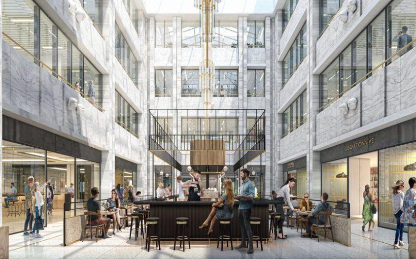 Poland Globalworth granted permit to renovate Renoma