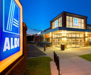 Aldi Launches in Milan