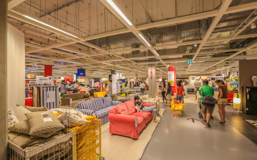 Ikea to Open Second-Hand Shop