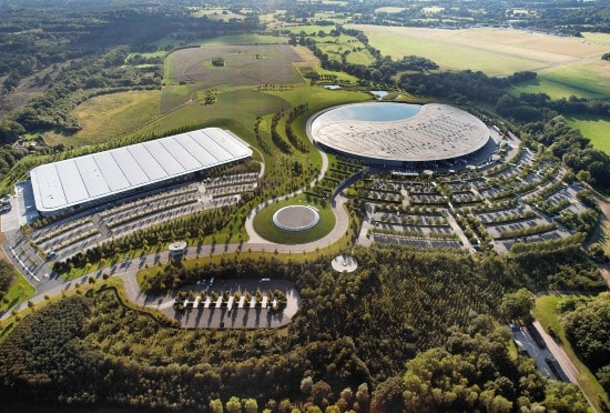 McLaren plans sale and leaseback for its global UK headquarters