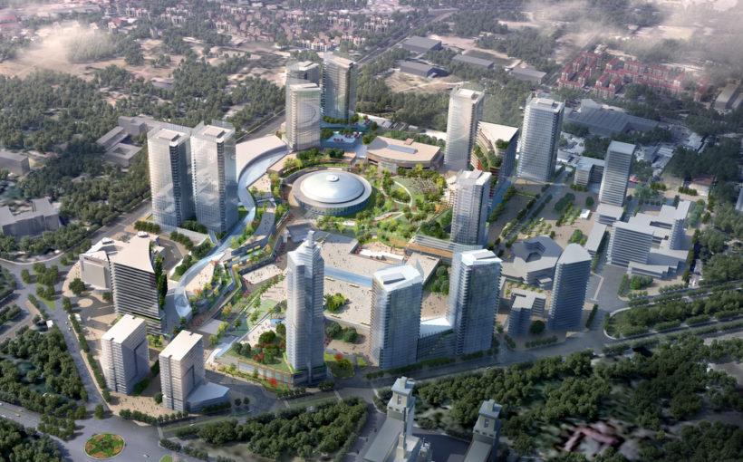 Romexpo Under Redevelopment
