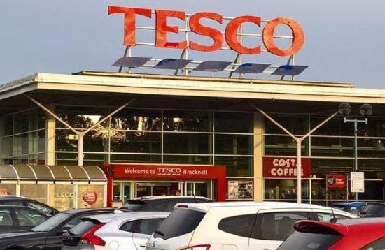 Supermarket Income REIT buys Tesco supermarket in Bracknell for £39.5m