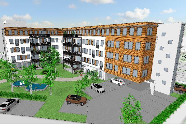 Bouwinvest acquires care complex in Nieuwegein (NL)