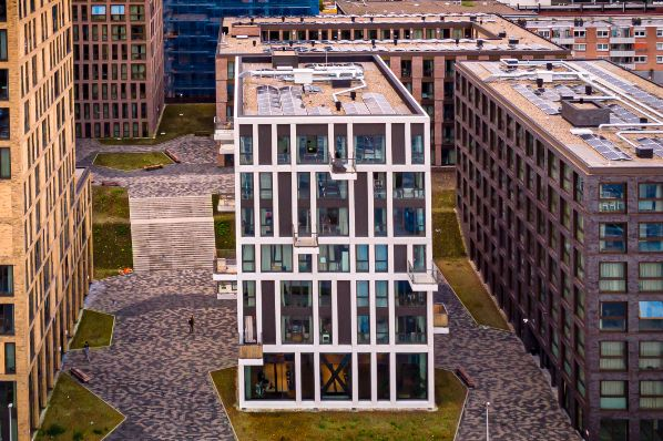 CBRE GIP and IC Netherlands partner for Amsterdam resi scheme (NL)