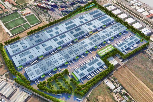 Stoneweg acquires Madrid logistics scheme (ES)