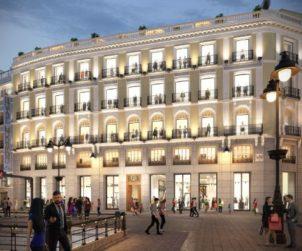 Kennedy Wilson secures planning for Madrid retail scheme (ES)