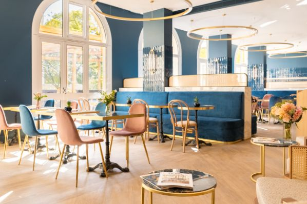Voco opens first hotel in France