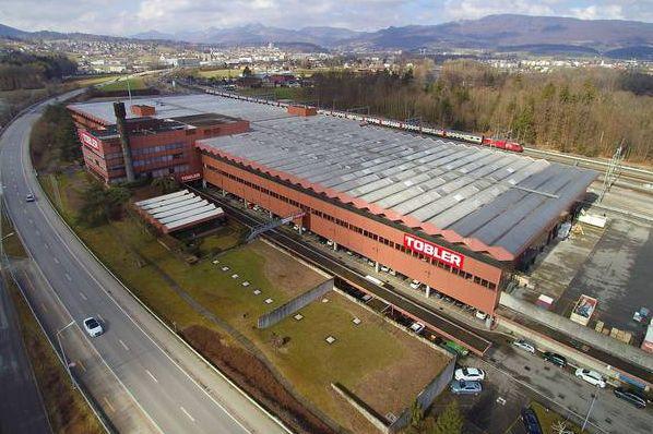Stoneweg acquires Swiss logistics property