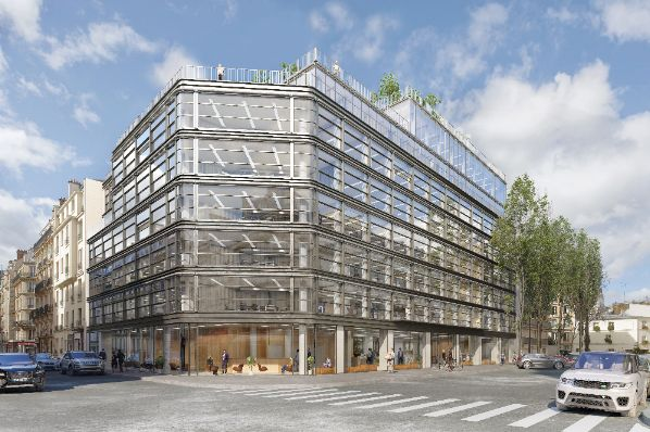 DWS and La Française REM acquire Paris redevelopment (FR)