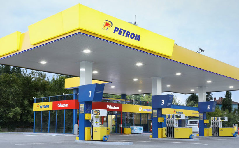 Partnership OMV Petrom and Auchan Retail România