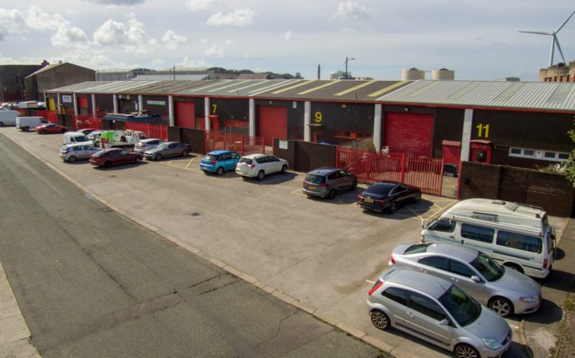 LCP Fully Let Liverpool Industrial Estate