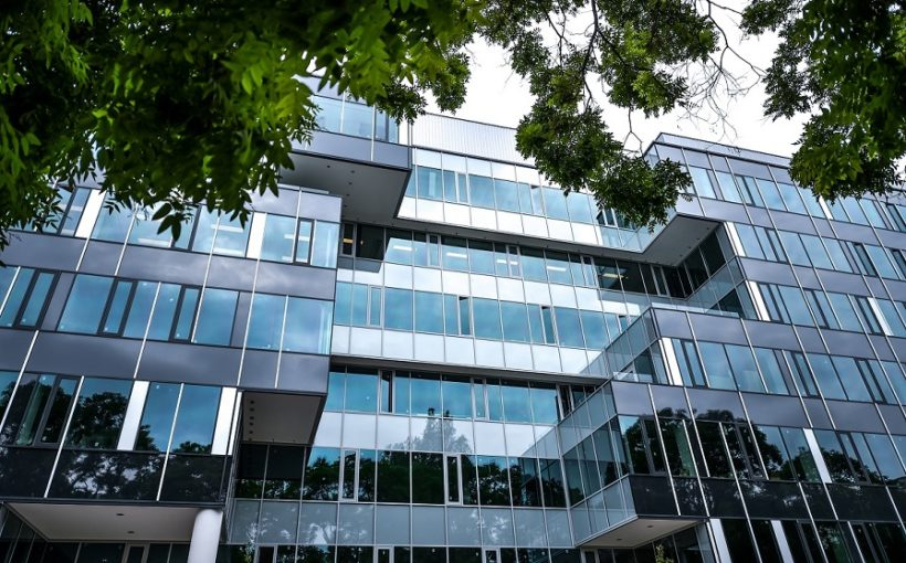 Last building of Váci Greens office complex handed over