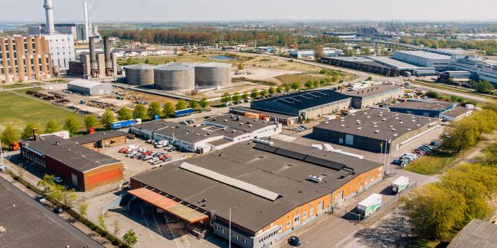 Wihlborgs Sells Properties in Outer Malmö to Blackstone Company