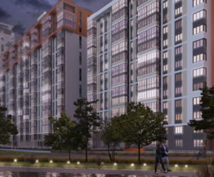 YIT Started the Construction of Five Apartment Buildings in Russia in July–September