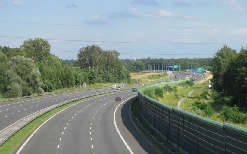 Czech Republic Eurovia and Strabag awarded D55 construction project