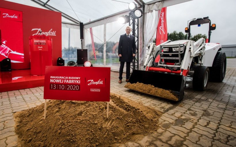 POLAND Panattoni to build hi-tech plant for Danfoss in Grodzisk