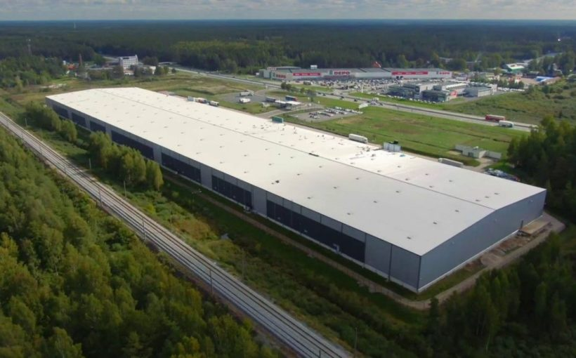 Latvia Eften buys Riga logistics centre