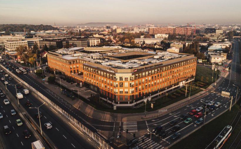 Poland Orange Office Park refinanced