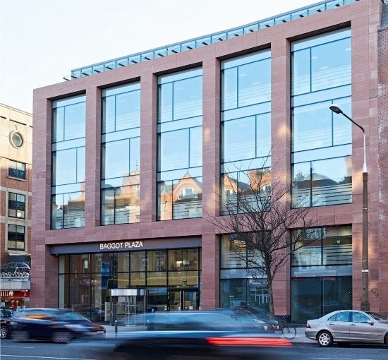 Kennedy Wilson sells Grade A office building in Dublin for $165m