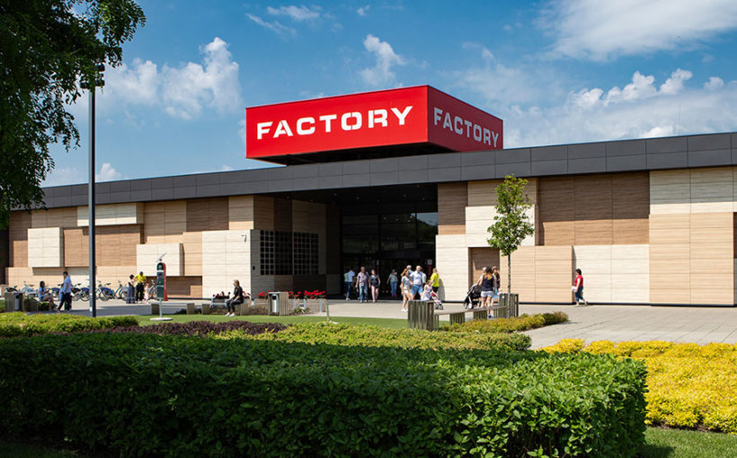 FACTORY outlet centres in Poland awarded the Golden Emblem at the Consumer Quality Leader Awards