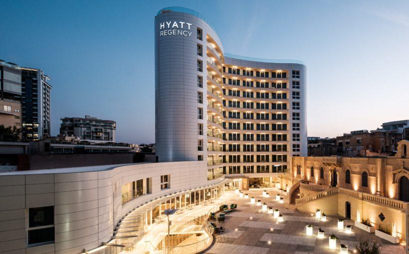 Hyatt Regency Malta Opens
