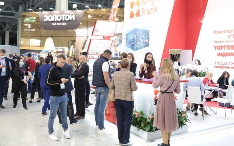 The long awaited offline meeting gathered retail real experts at MAPIC Russia