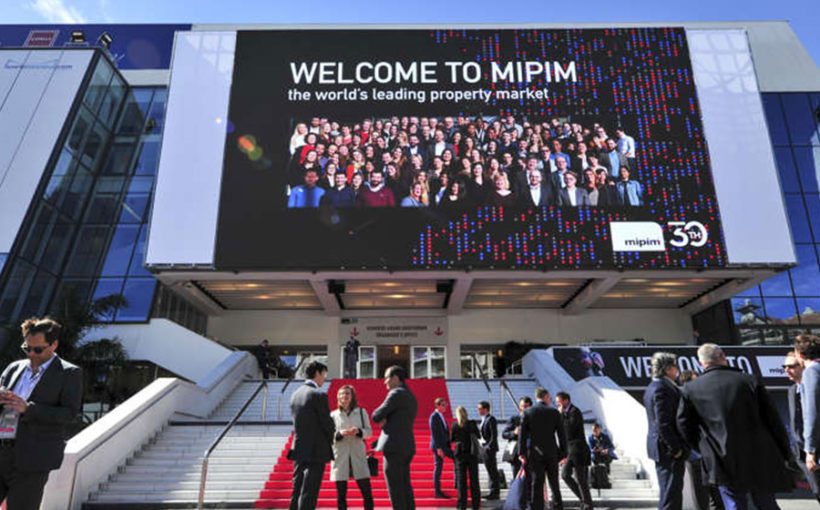 MIPIM /// June 7-10, 2021 /// Cannes, France