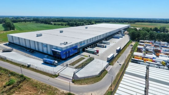 PATRIZIA buys logistics scheme in Veghel, Netherlands for €65m