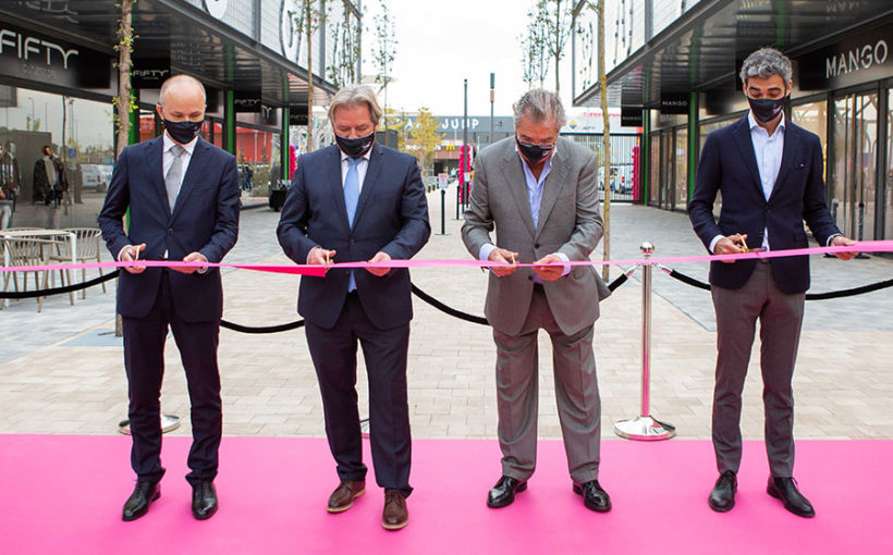 A new shopping destination in northern Spain