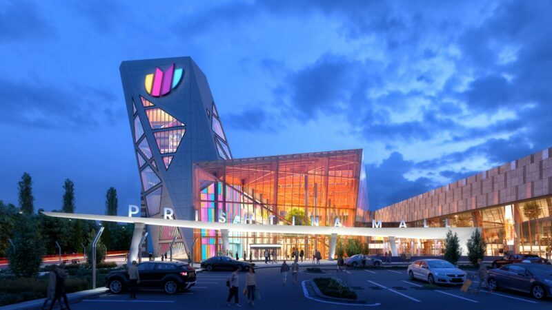 Prishtina Mall Opening in Autumn 2022