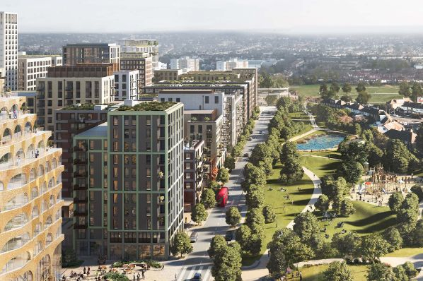 Argent Related unveils €5.5bn Brent Cross Town scheme (GB)