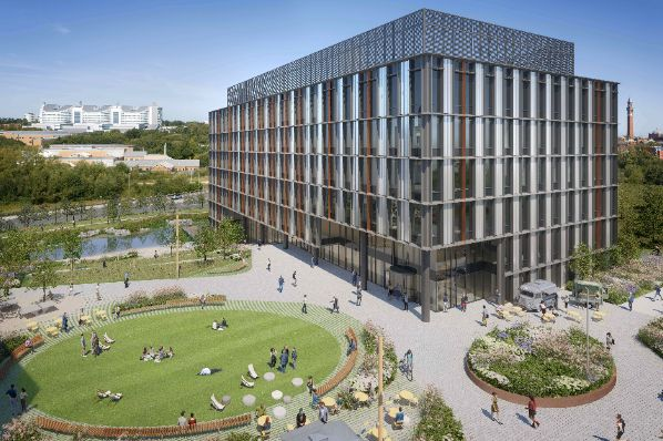 Bruntwood SciTech secures €230.5m Birmingham Health Innovation Campus (GB)