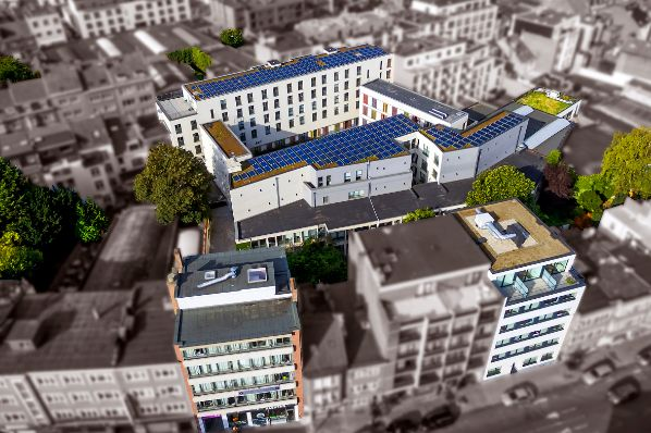 Xior acquires Brussels student accommodation for €34m (BE)