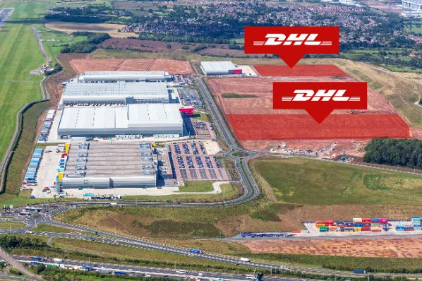 DHL signs with SEGRO Logistics Park East Midlands Gateway (GB)