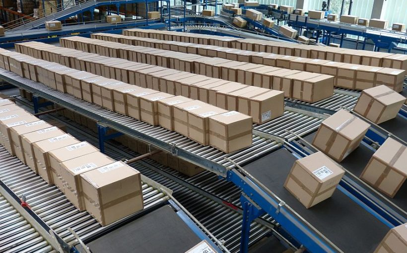 UK logistics market at new quarterly high