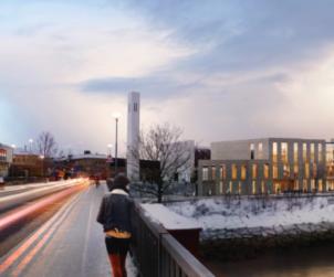 Veidekke to Build Cultural Centre in Steinkjer