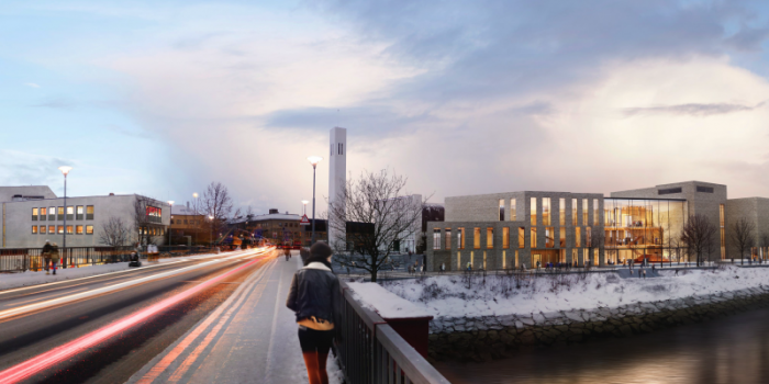 Veidekke to Build Cultural Centre in Steinkjer