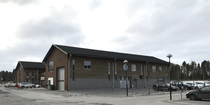 Diös Purchases Two Commercial Properties in Umeå
