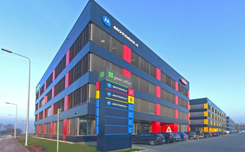 POLAND UBS extends Green Office lease