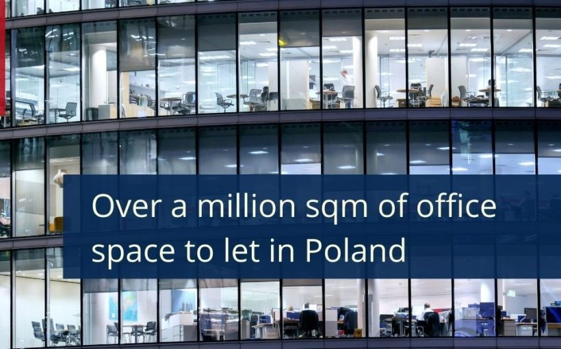 Poland Office stock rises across Poland