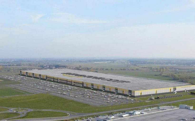 POLAND Blackbrook picks up Amazon Poznań centre