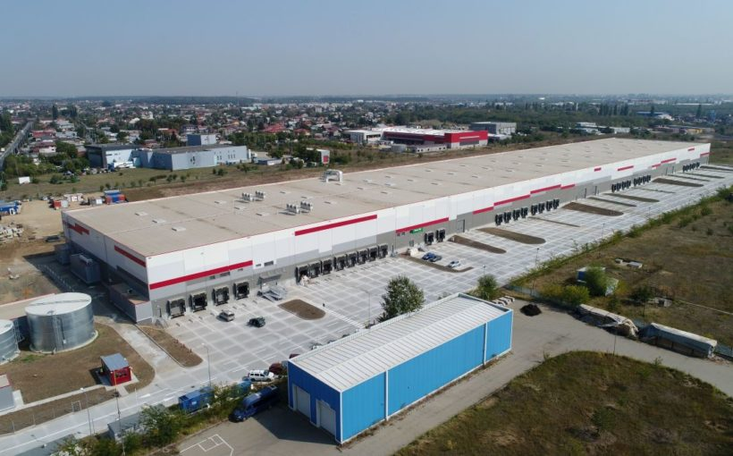 Romania Green Net moves to Chitila